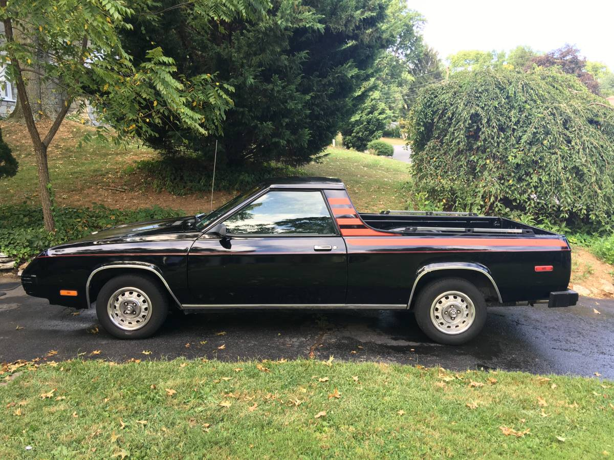 1982 Dodge Rampage Automatic For Sale in Lancaster