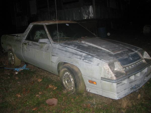 83 dodge rampage for sale autos post
