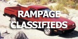 Rampage Classifieds