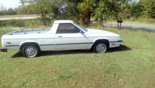 1984 Dodge Rampage V4 Automatic For Sale in Stillwater ...